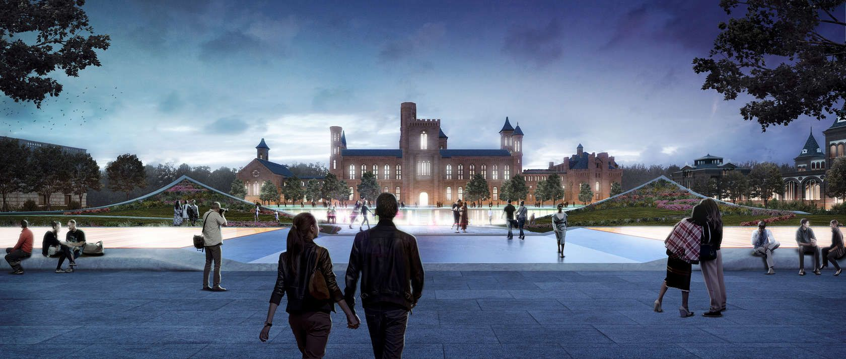 Another BIG Score: Smithsonian Enlists Bjarke Ingels Group for Museum Master Plan