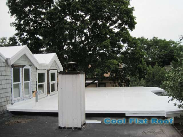 Flat Roof In Cambridge Ma Flat Roof Roof Repair Roof