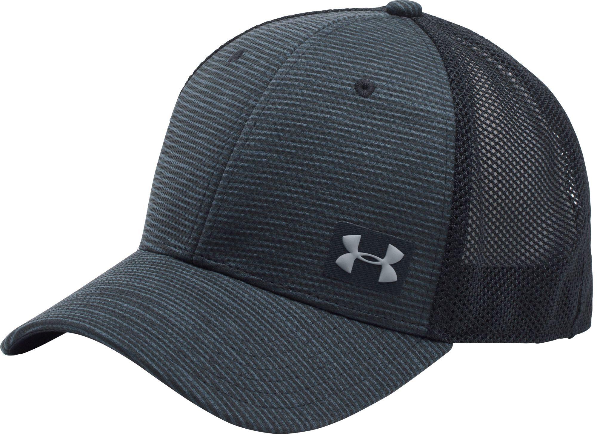 127df5a4b74 Under Armour Men s Blitzing Trucker Hat