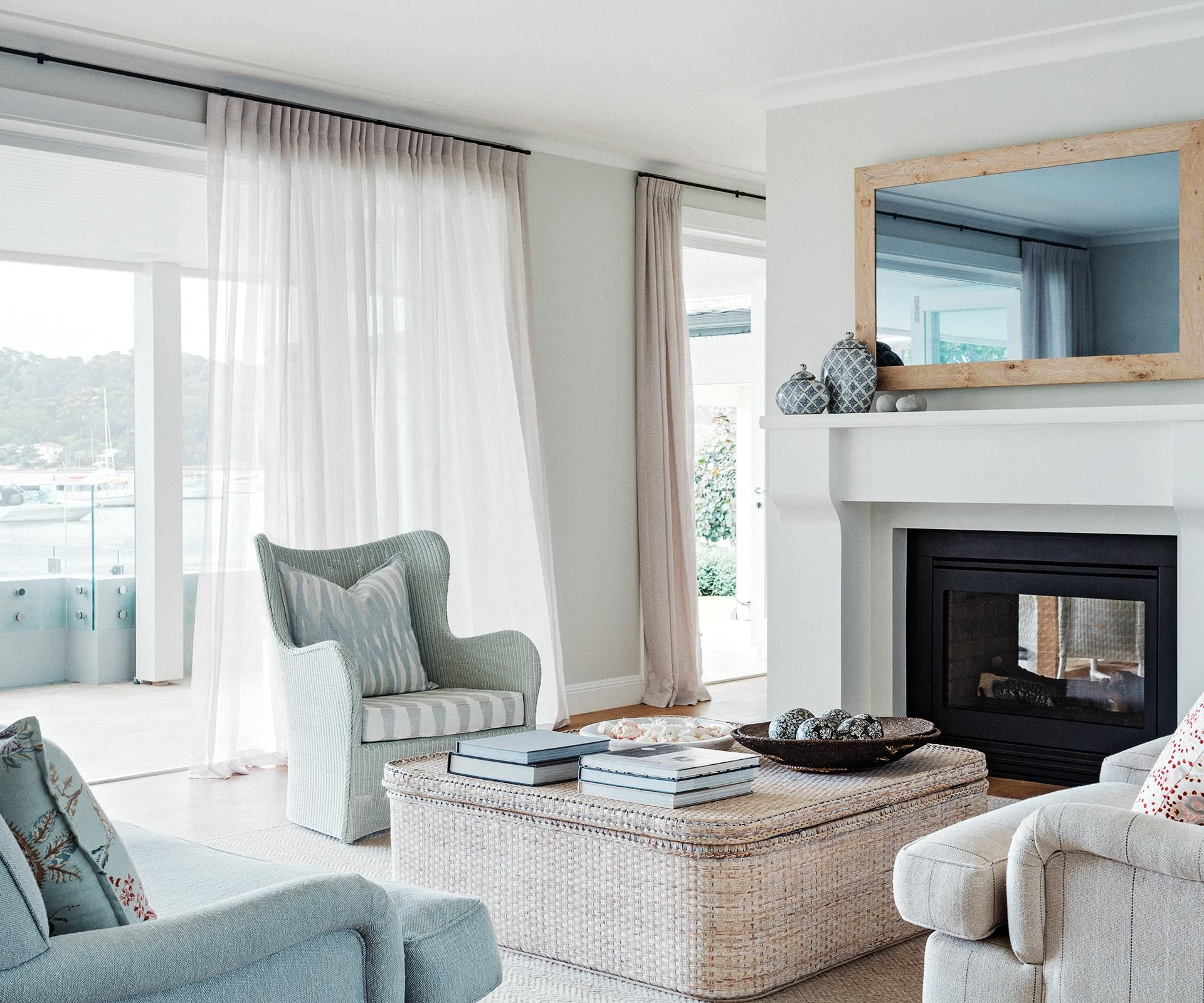 A Sydney Family's Hamptons-style Beachfront Sanctuary