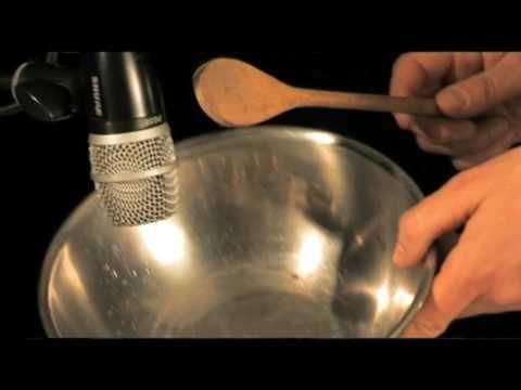 Musica da cucina demo di videoclip per fabio bonelli del progetto