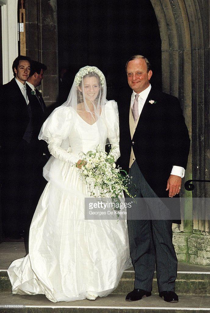James Ogilvy And Julia Rawlinson Wedding | Princess alexandra ...