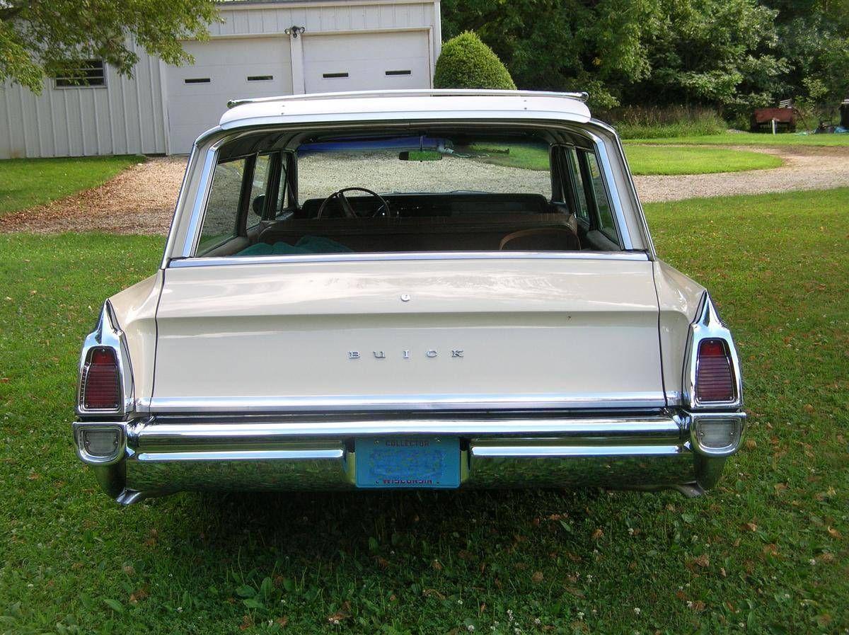 1964 Buick Lesabre For Sale 2089323 Hemmings Motor News Buick Lesabre Buick Wagon Buick