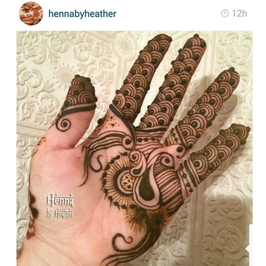 Henna Tattoo To Buy: The Design From My Ebook Zari Done Buy Heather Caunt
