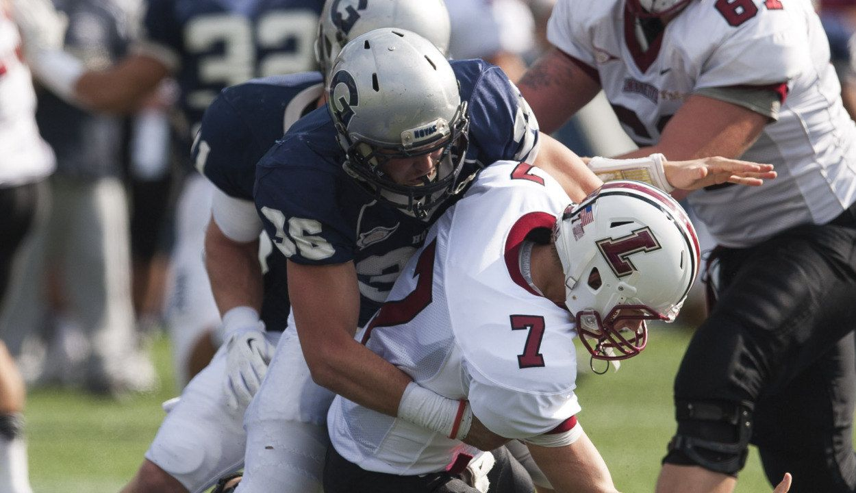 Rising Senior linebacker Nick Alfieri was selected to the