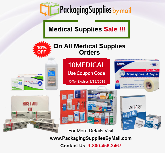 Pin by PackagingSuppliesByMail com on Medical Supplies