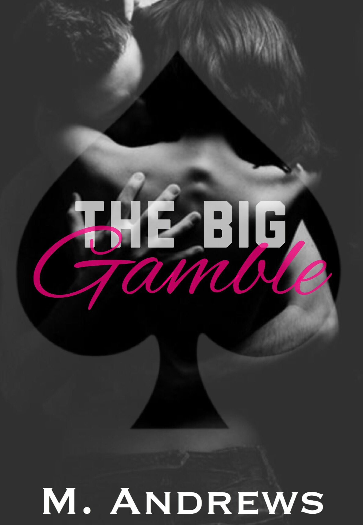 The Big Gamble - Cover Reveal