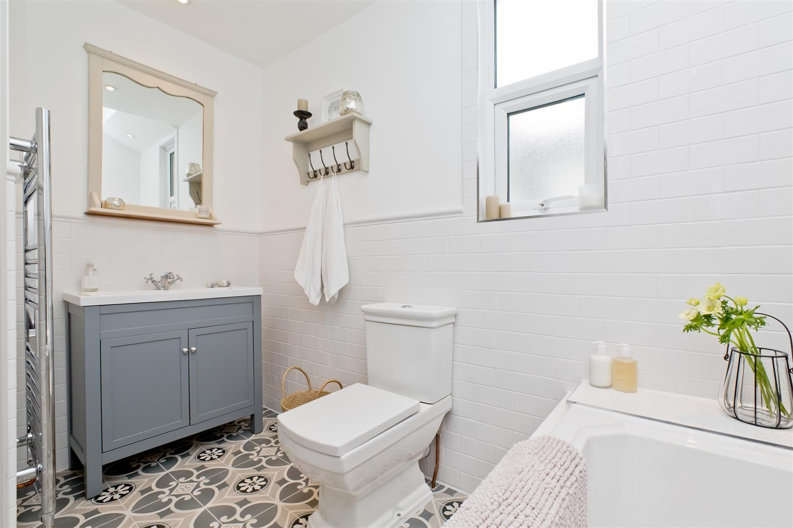 Waldegrave Road, Brighton - Foster & Co. | Bathroom ...