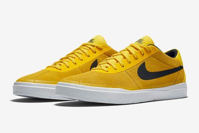 9cf2e2cd9ab Nike SB Bruin Hyperfeel (Tour Yellow) – Sneaker Freaker
