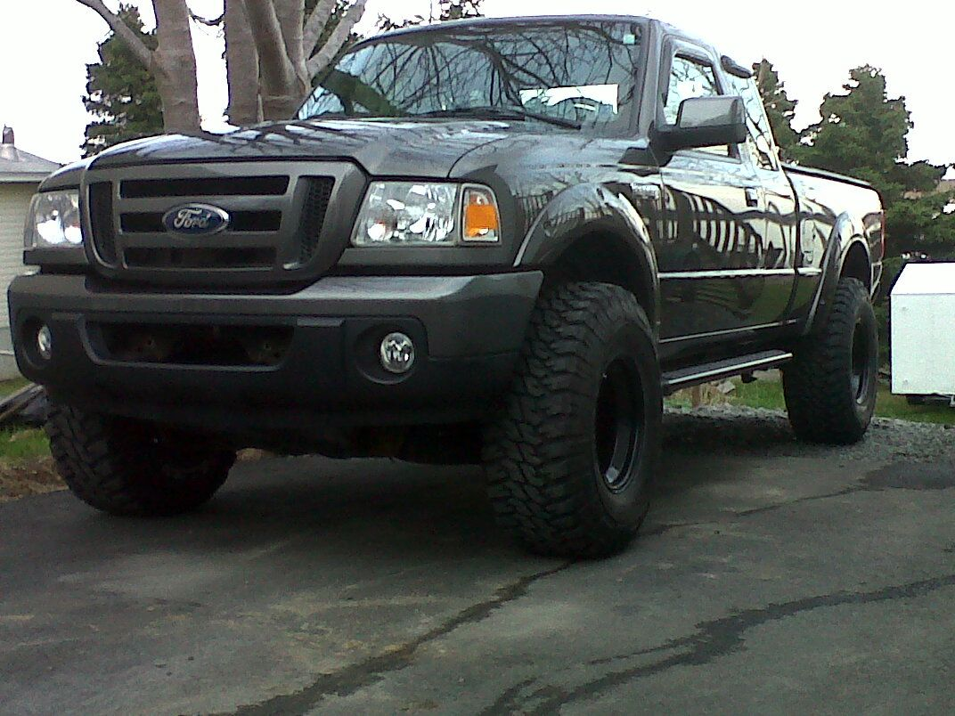 Ford ranger more