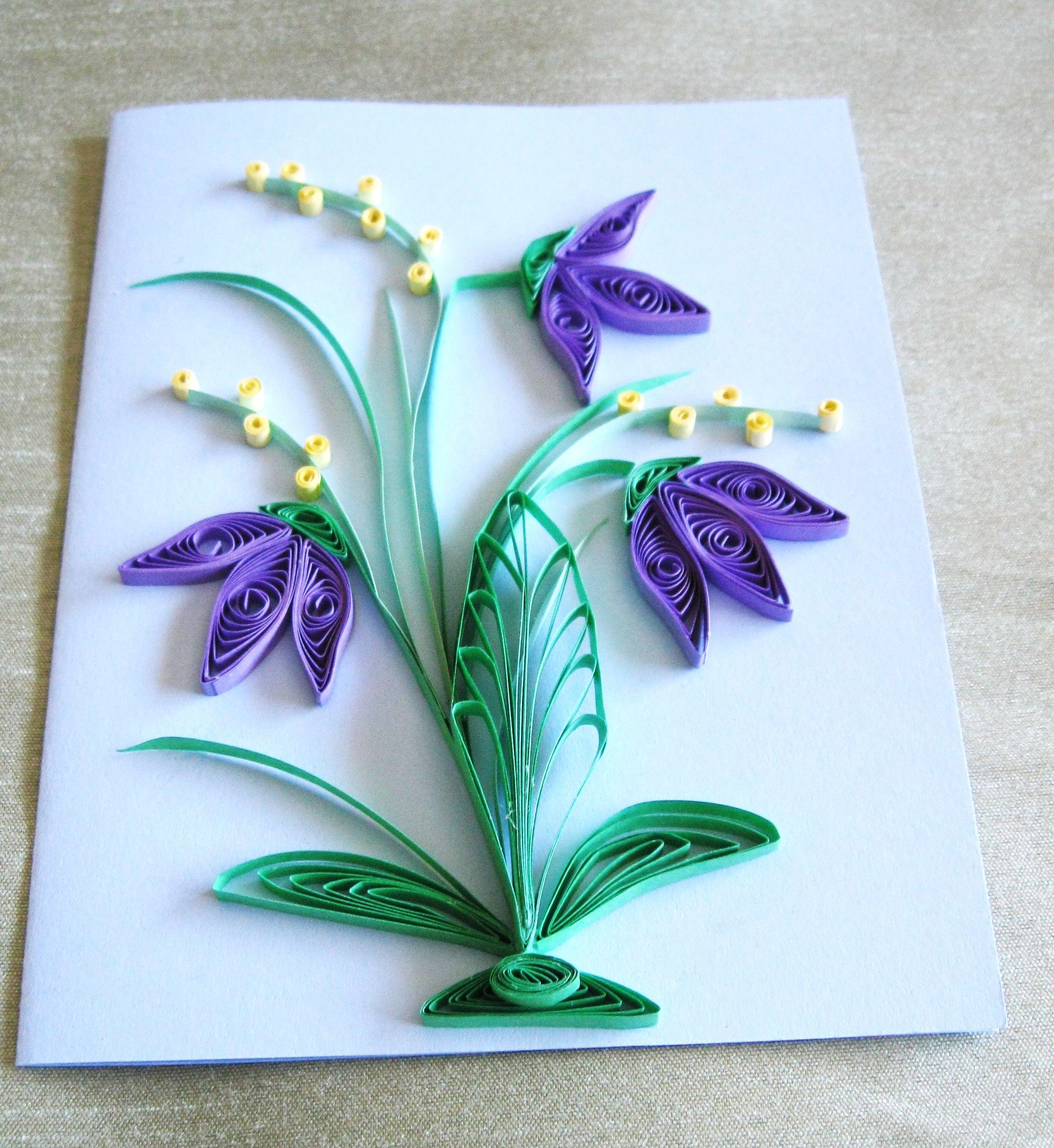 случайно цветы в технике квиллинг для открытки своими руками палитру слоёв жмём
