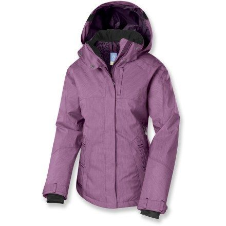 Isis Tempo Insulated Jacket Women S 2012 Closeout My