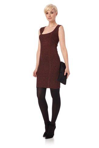 bb691d094a Dani Lurex Knits Dress Casual Frocks