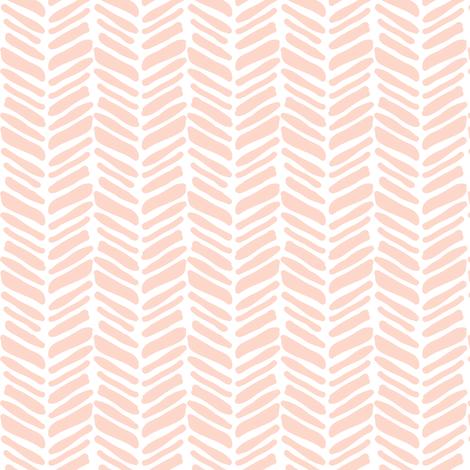 Colorful Fabrics Digitally Printed By Spoonflower Coral Painted Herringbone Coral Wallpaper Prints Herringbone Fabric