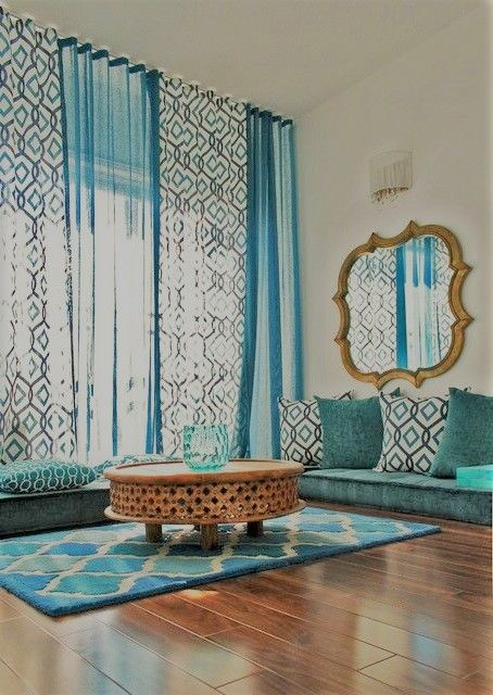Moroccan Interiors Brings You A Wonderful Home Life Moroccan Moroccan Living Room Floor Seating Living Room Moroccan Home Decor