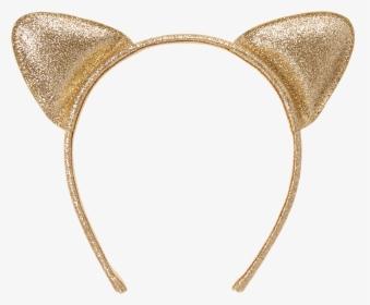 Pin By Cyrah Sierra On Accessories Cat Ears Headband Ear Headbands Gold Sequins