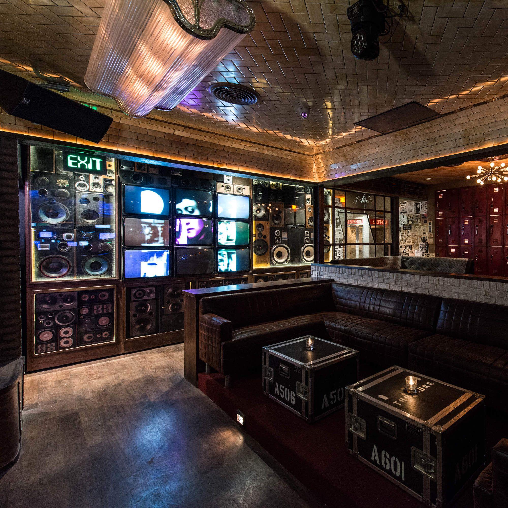 Sneaking Through This Loading Dock Will Get You Into La S Best New Bar Secret Bar Break Room Arcade Bar