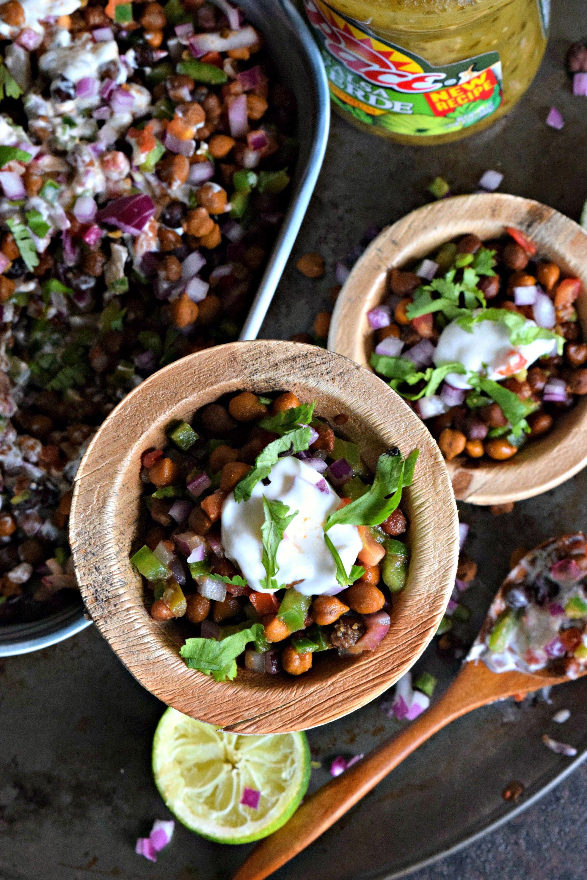 Indian Street Food Black Chana Chaat Recipe Street Food Chaat