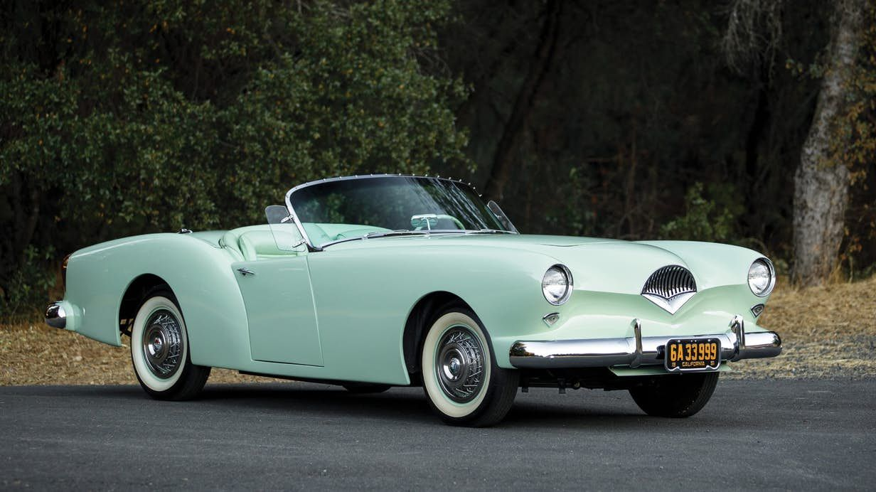 The 100 Most Interesting Lots At Scottsdale Automobile Auctions