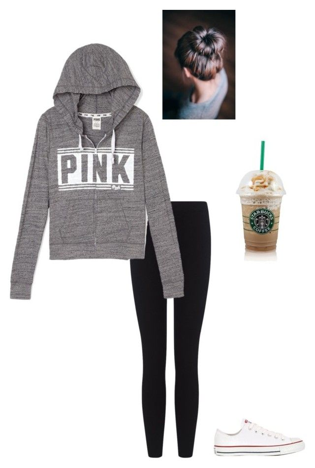 """Lazy summer daysss"" by lauren878 ❤ liked on Polyvore featuring beauty, James Perse and Converse"