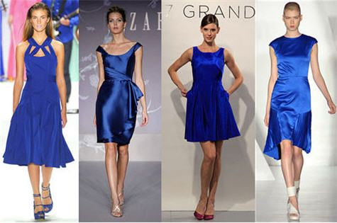 what colour shoes with royal blue dress | Gommap Blog