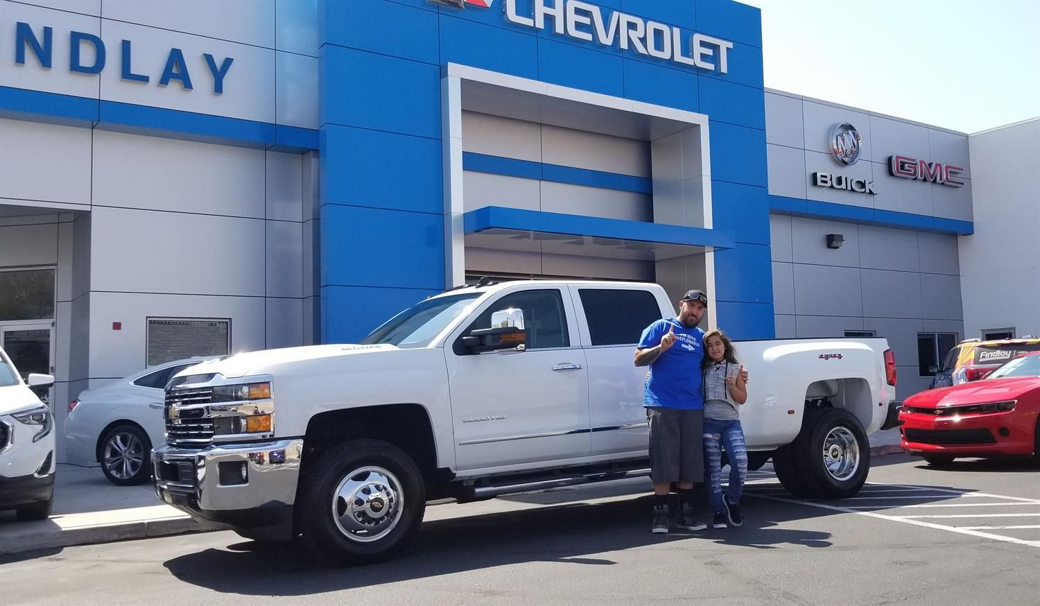 Thank You Edward For The Opportunity To Help You With Your New 2018 Chevrolet Silverado All The Best Findlay