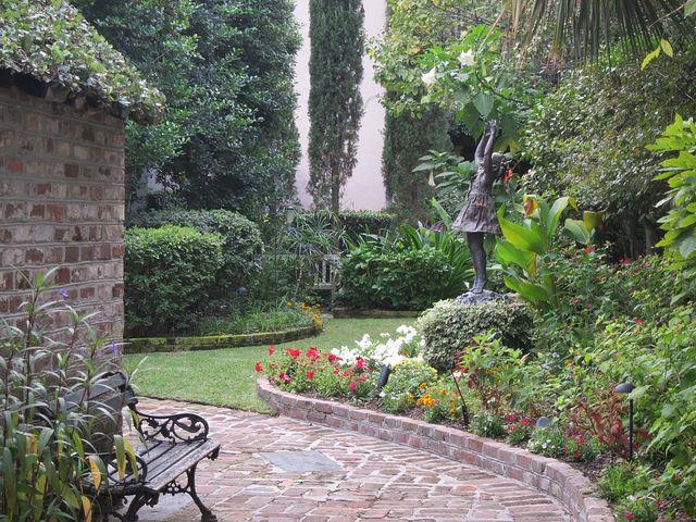Street View Of Charleston Sc Garden Garten Design