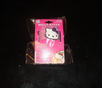 Hello Kitty Slap Bracelet: http://www.outbid.com/auctions/11416-hello-kitty-auction#2