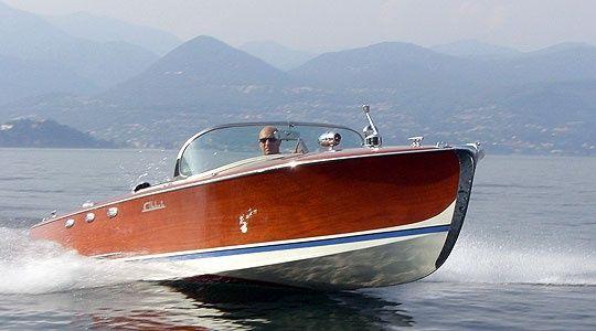 Bmw V8 Abbate Runabout Bavarian Speedboat Classic Driver