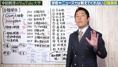 中田 敦彦 の youtube 大学