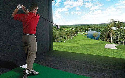 1 Hour of Indoor Golf for only $10