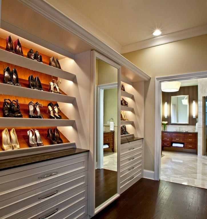 Traditional Closet With California Closets Custom Reach In Systems Simpli Home Chesapeake 22