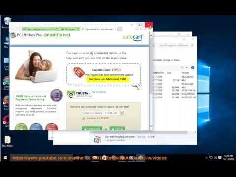 Remove pc utilities pro optimizer pro on windows 10 youtube remove pc utilities pro optimizer pro on windows 10 youtube ccuart Image collections