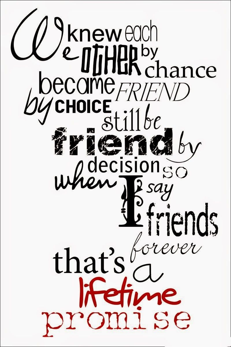 Best Promise Day Greeting Cards and Quotes for 2016Promise Day – Valentine Card Friendship Quotes