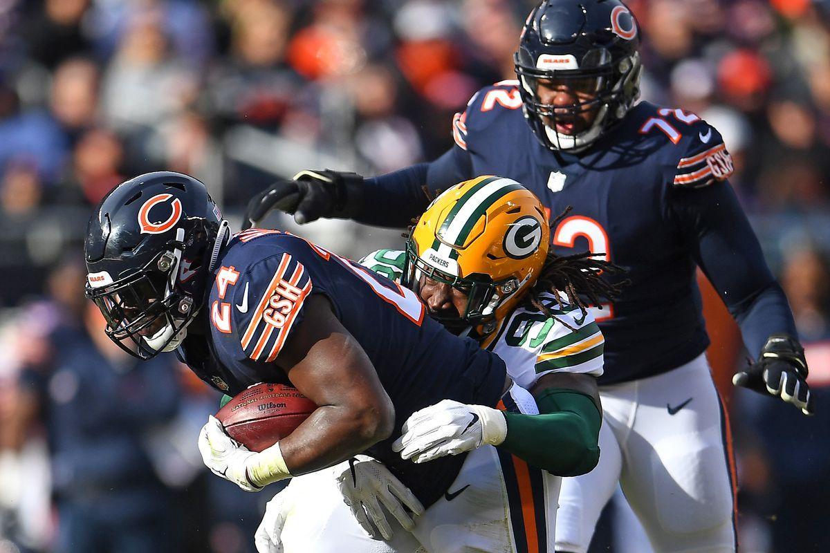 Nfl 2019 Week 1 Line Report Bears 3 5 Vs Packers Nfl Pro Football Teams Nfl Packers