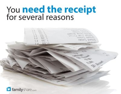 Money Receipts 5 Reasons To Keep Your Receipts  Budgeting Saving Money And Frugal