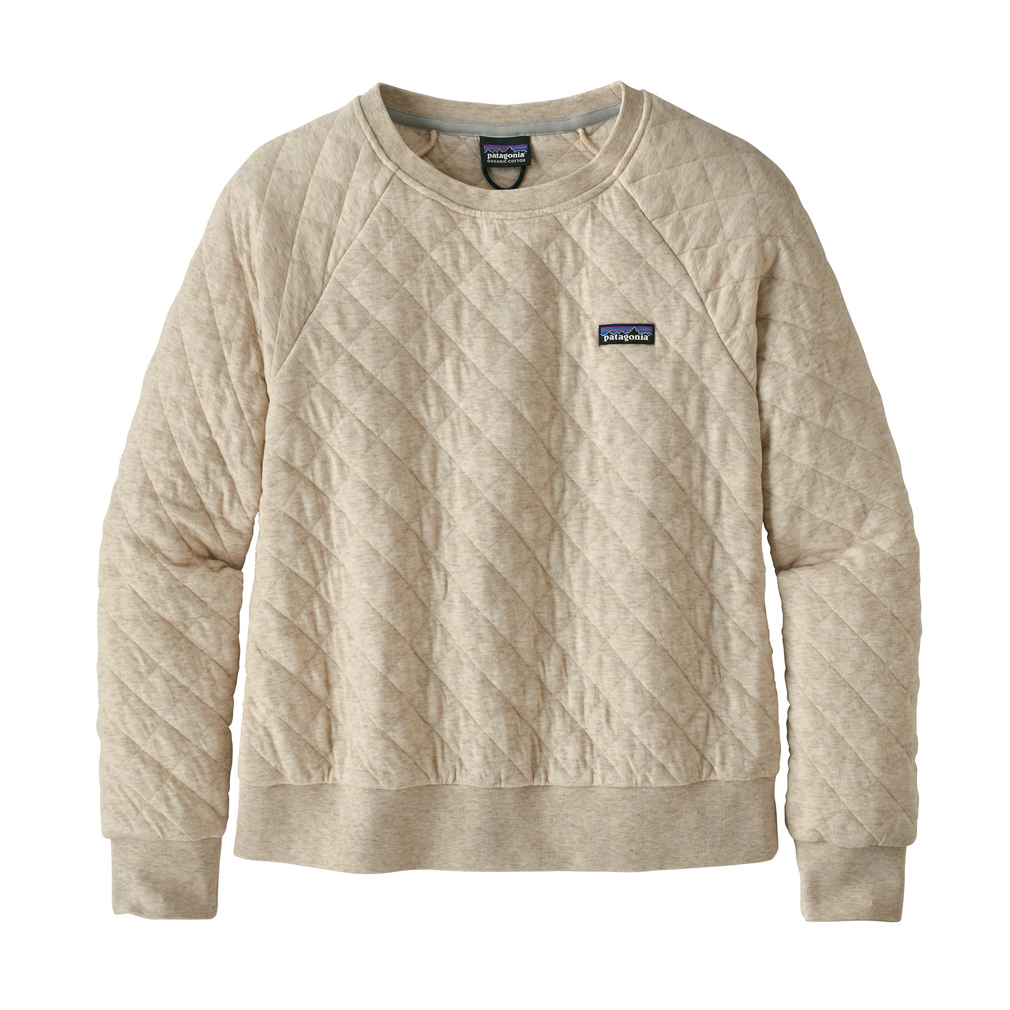This No Nonsense Sweatshirt Is Made More Supple With A