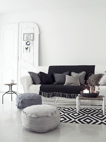 Achromatic A Colorless Scheme Using Blackswhites
