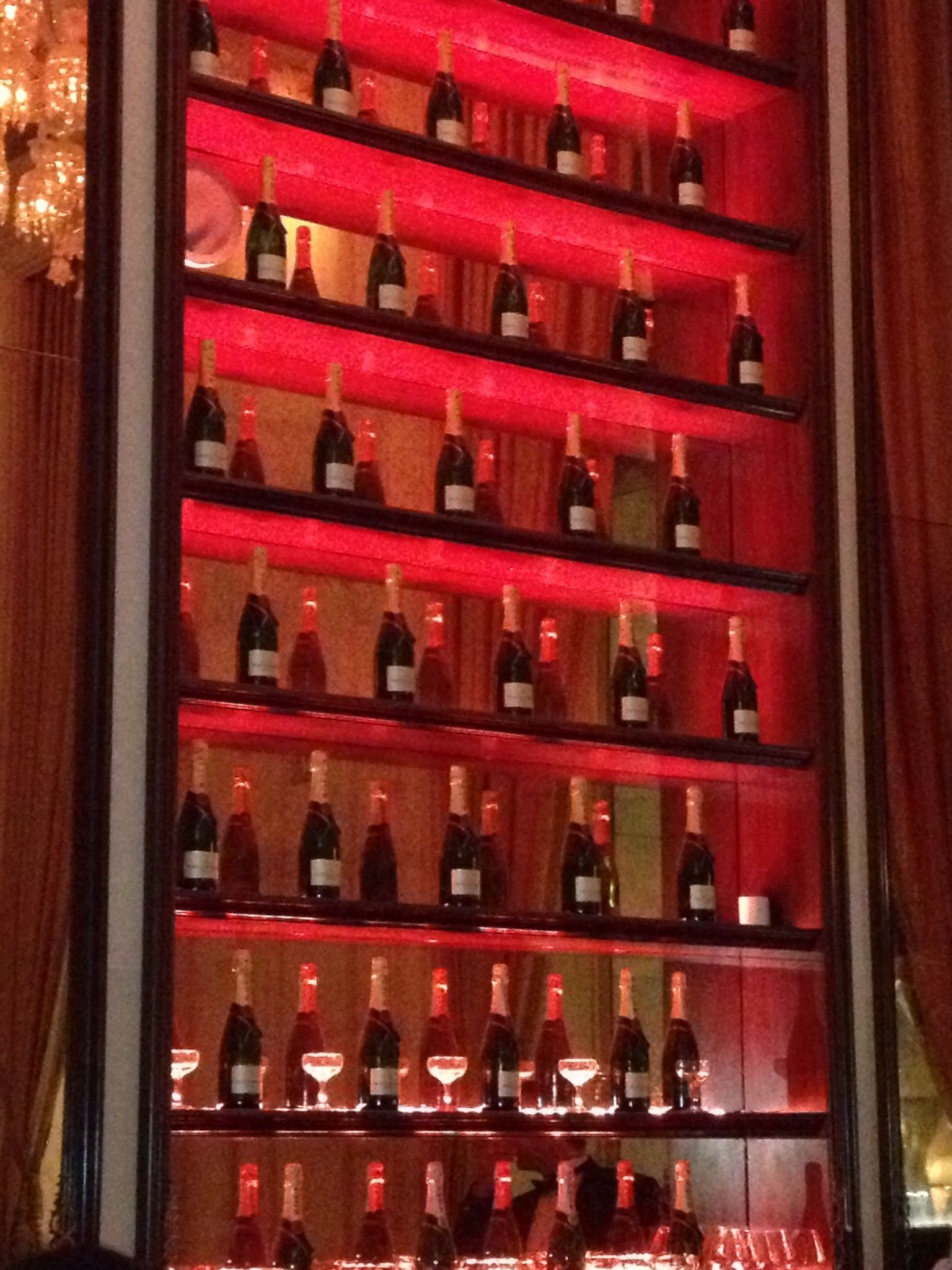 The Plaza Ny The Champagne Bar Champagne Bar Champagne Wines
