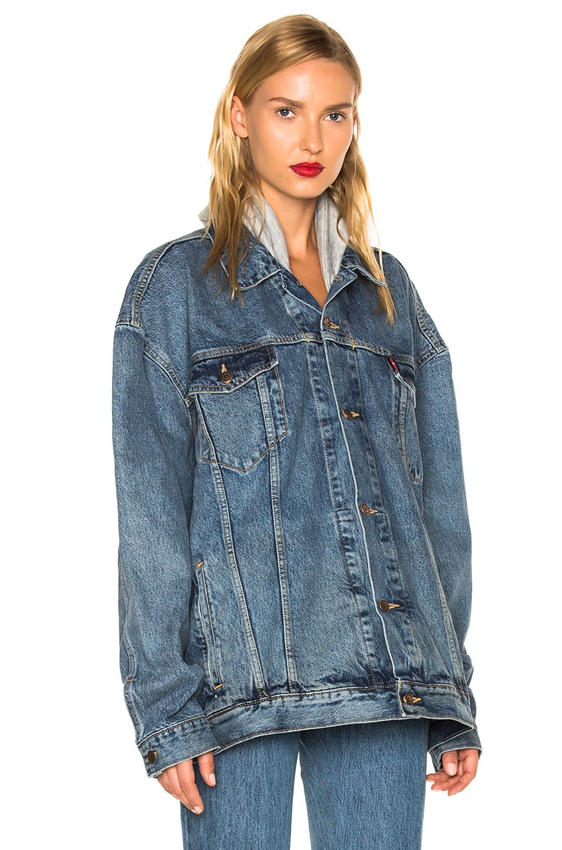Women's Weathercast Classic Jacket Blue