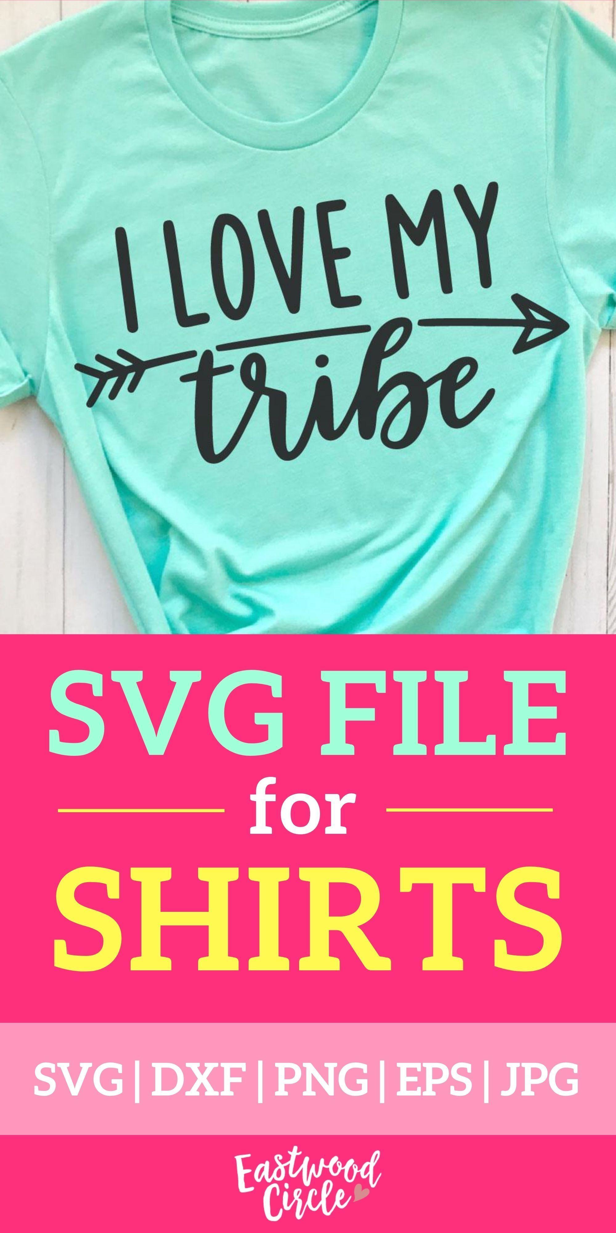 I Love My Tribe svg, Love My Tribe svg, Teacher Shirt svg ...