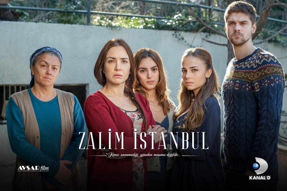 Zalim Istanbul Kanal D 2019 Telenowele Cabello Y Belleza Belleza Cabello