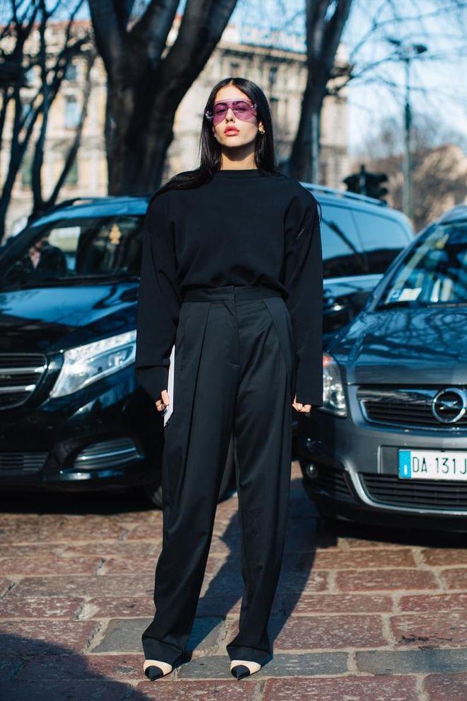 29c4c8f57da5f FWAH2017 street style milan fashion week fall winter 2017 2018 looks trends  sandra semburg trends ideas style 151