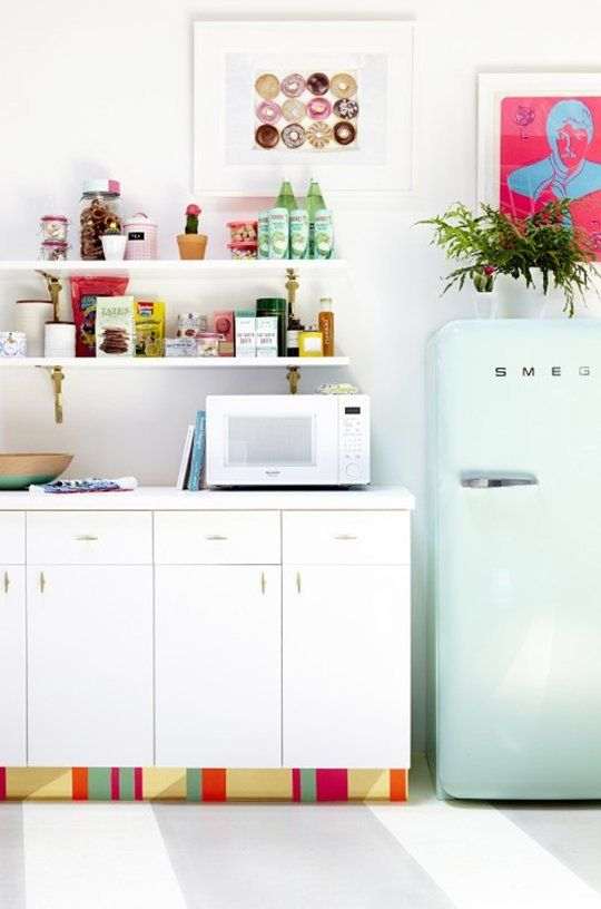50+ DIY Projects for Your Kitchen Contact paper, Apartment therapy