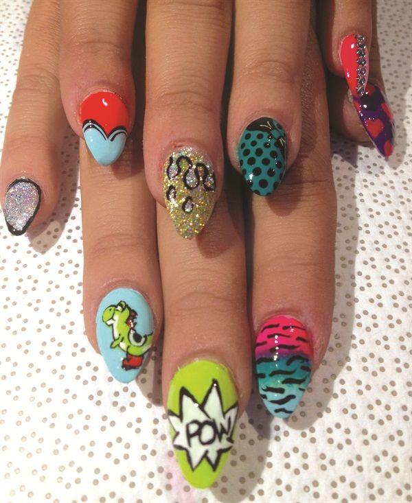 The Price Is Right: Pricing Your Nail Art | Nechtové umenie, Umenie ...