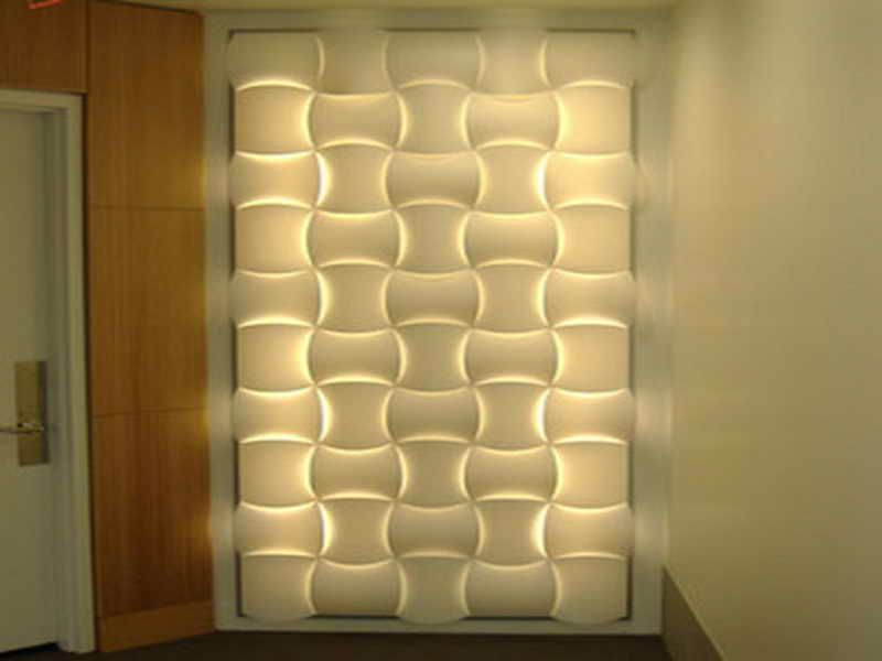 Wall Panelling Designs. decorative glass panels ideas
