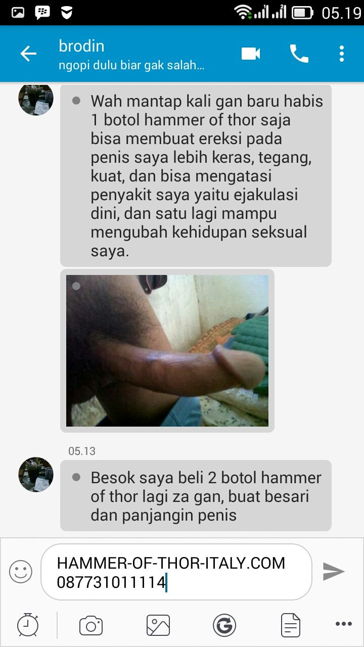 pin by bondan domino putra on testimonial hammer of thor asli