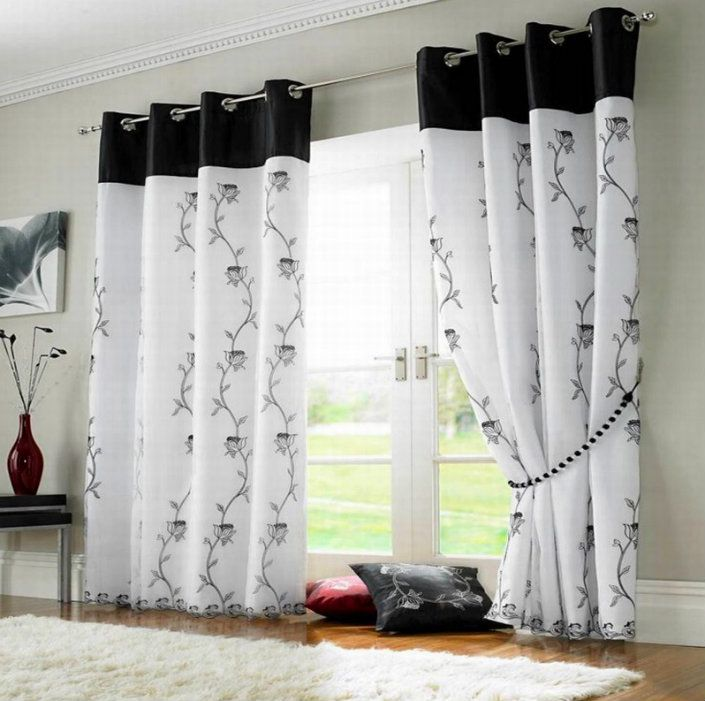 How to select the right window curtains in your interior decoration