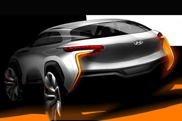 Hyundai Intrado, concept per il Salone di Ginevra 2014 - Fuel cell elettrica con design aeronautico #Hyundai  http://www.auto.it/2013/12/11/hyundai-intrado-concept-per-il-salone-di-ginevra-2014/17241/