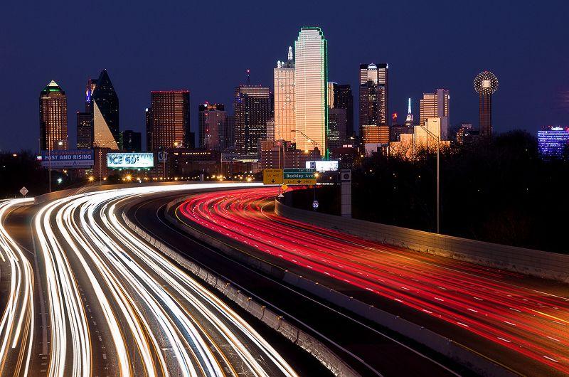 Pulse of Dallas by Nagesh Mahadev, via 500px